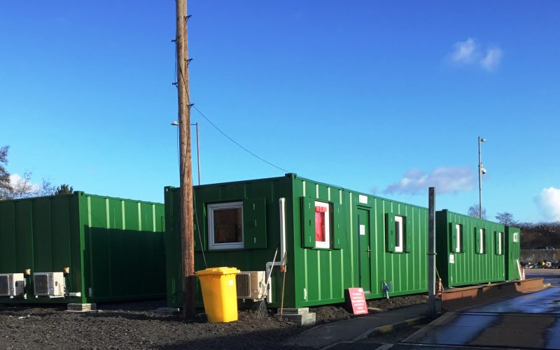 New Offices for Recycling Depot