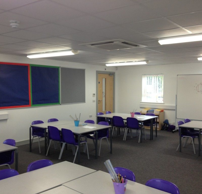 The Rise of Modular Classrooms