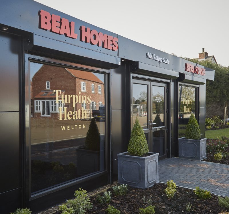 Beal Homes – Marketing Suite