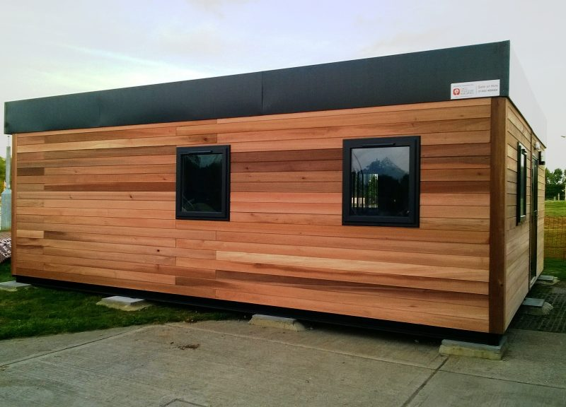 New Offices for White Water Rafting Centre